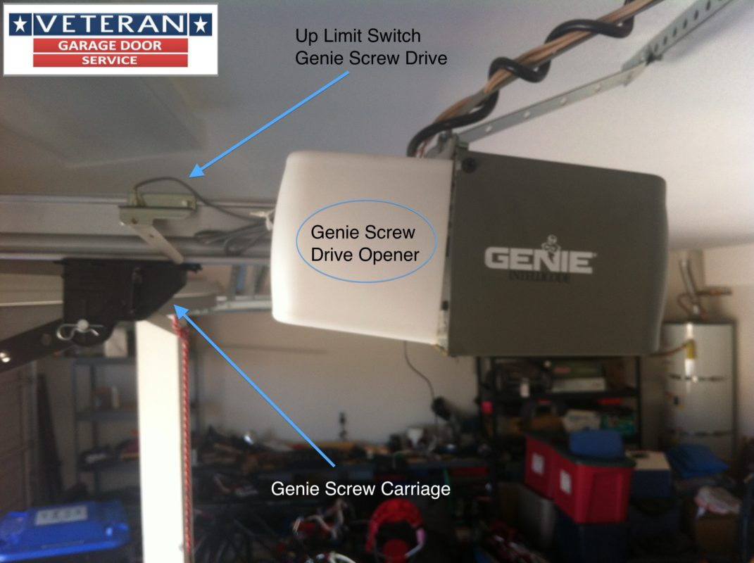 These screw drive garage door openers date back 25 to 30 years ago the older models are still functioning today because of the old saying they donu0027t make ... & Program Genie Remotes and keypads |
