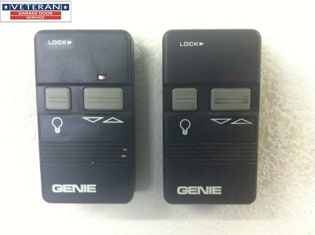 Program Genie Remotes And Keypads