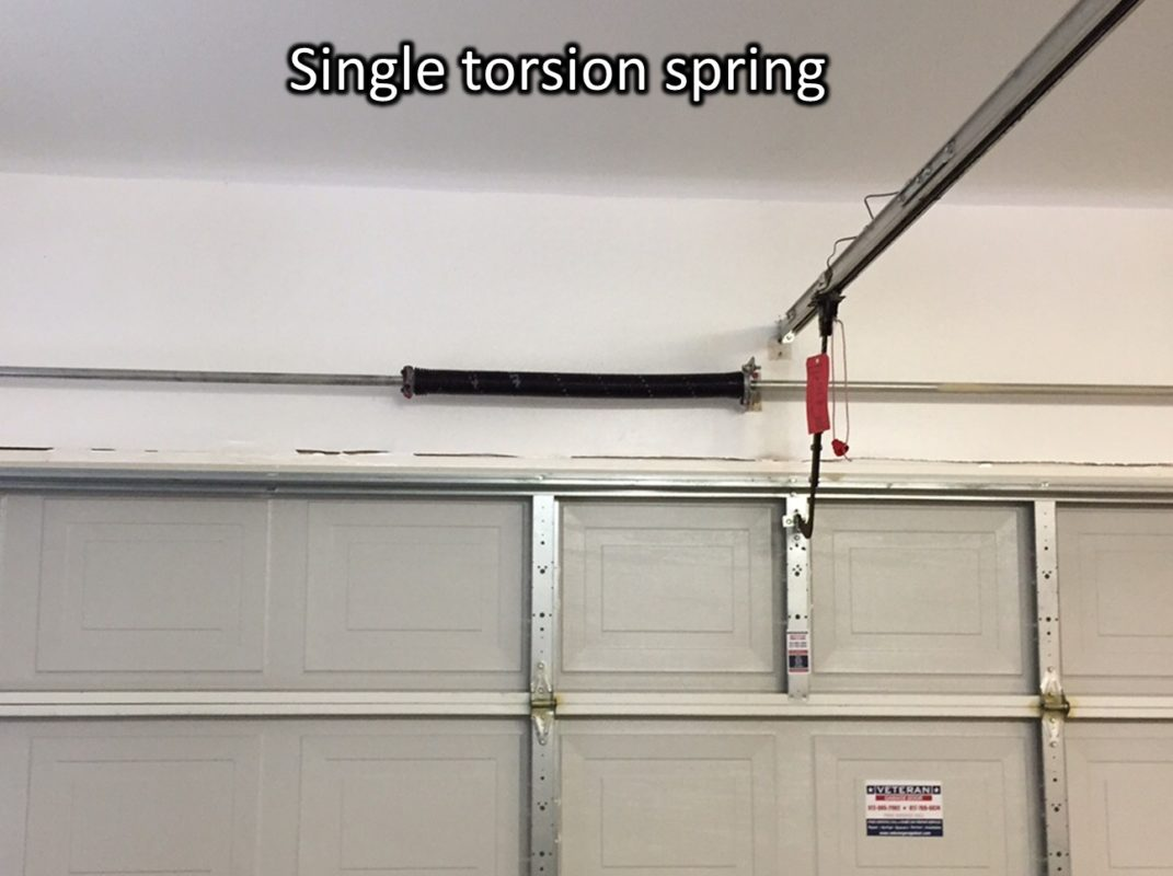 door on doors ideas replacement tension spring torsion steel cost replace garage to