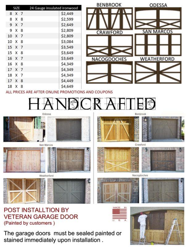 Great Garage Door Service In Odessa Midland Tx Openers Repairs