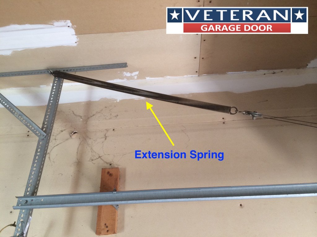 garage door extension springs garage door springs 11018