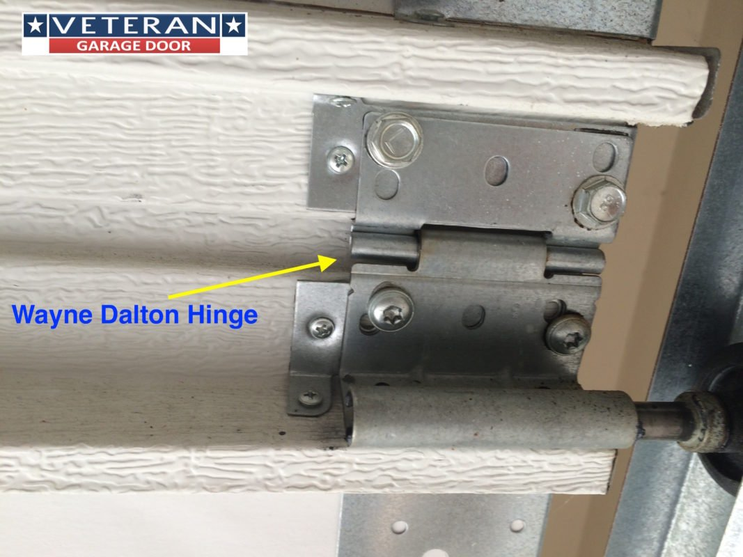 Wayne Dalton Garage Door Hinge