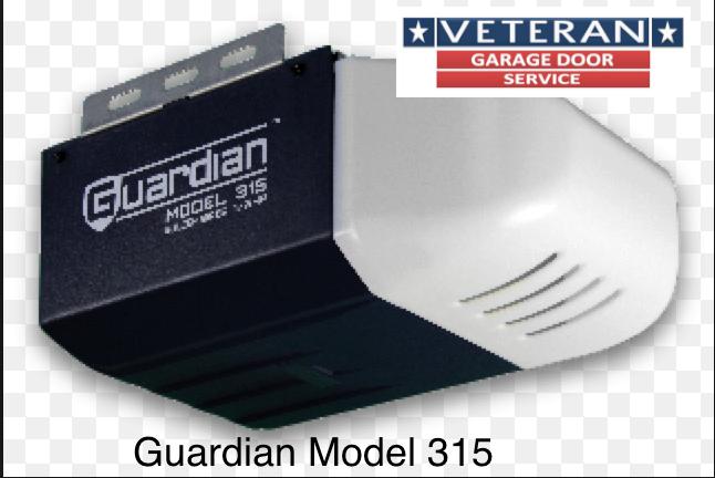 Guardian model 315 opener