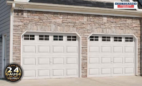 How much does garage door weigh?