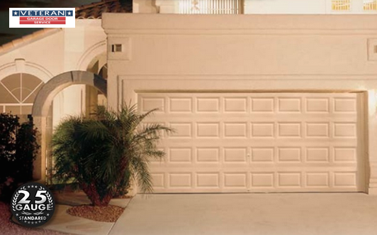 16x7 Garage Door 25gauge Jpg