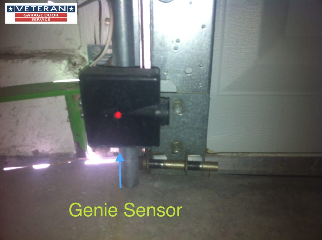 Genie Garage Door Sensor