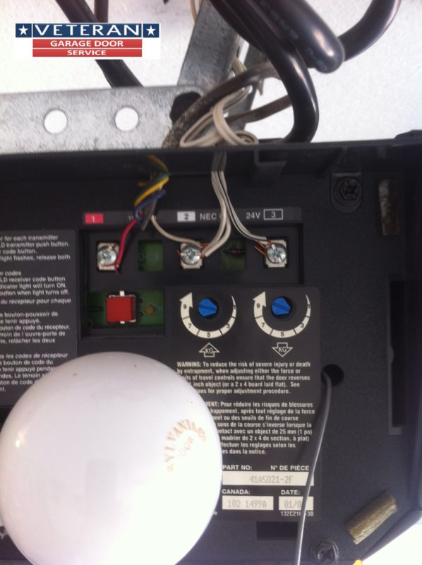 How to Program Chamberlain, Craftsman ... - Garage Door Opener