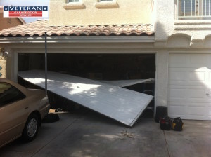 Garage Doors Can Go Off Track For Many Reasons. The Door Going Off Track Is  Usually The