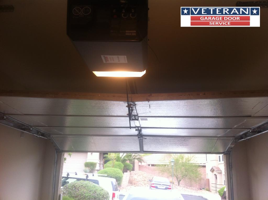 What S The Best Way To Fix A Bent Garage Door Section