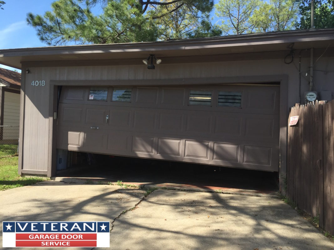 What can happen if my garage door is not balanced if your garage door is not properly balanced it can and will eventually cause damage to the garage door garage door parts and your garage door opener rubansaba