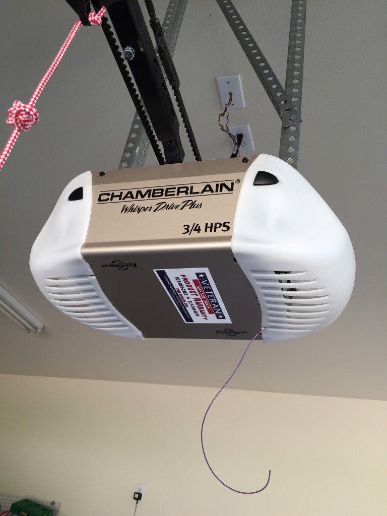Newer Garage Door Opener