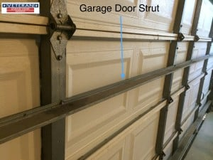 garage door braceHow to fix my garage door Is it possible to fix a splitdent on