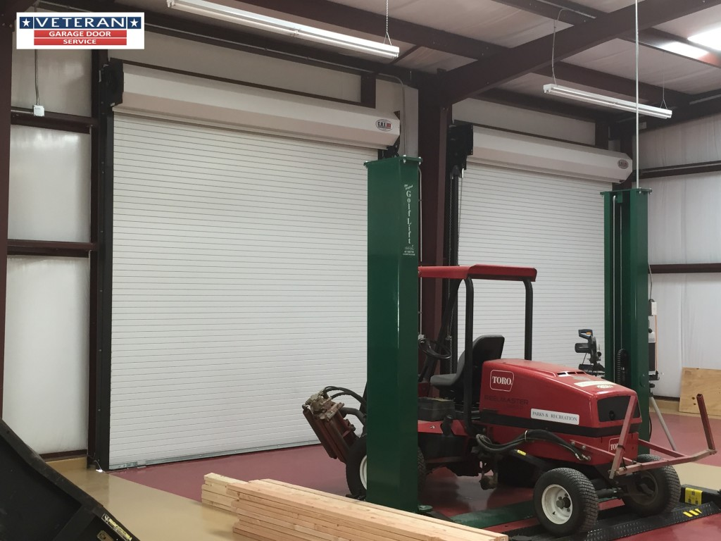 What will be a reliable opener for heavy duty commercial for Reliable garage doors