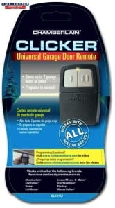 What Type Of Keypad Keyless Entry Should I Use For Liftmaster From 1991