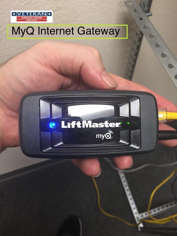 Myq Intenet Gateway