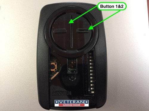 How To Program A Chamberlain Clicker Universal Remote