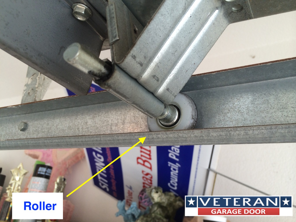 garage door nylon roller
