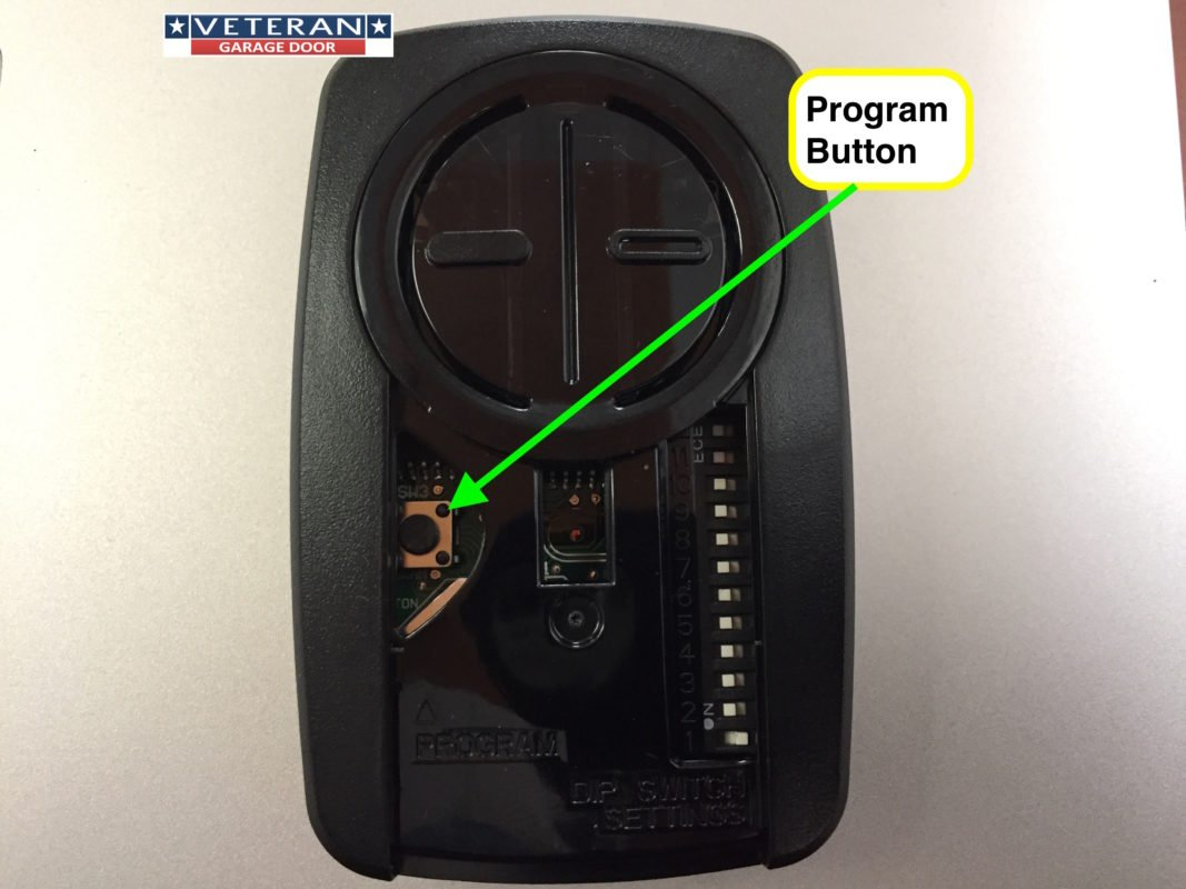 Garage Door Universal Clicker Remote