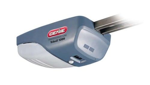 Genie intelicode remote learn button on garage