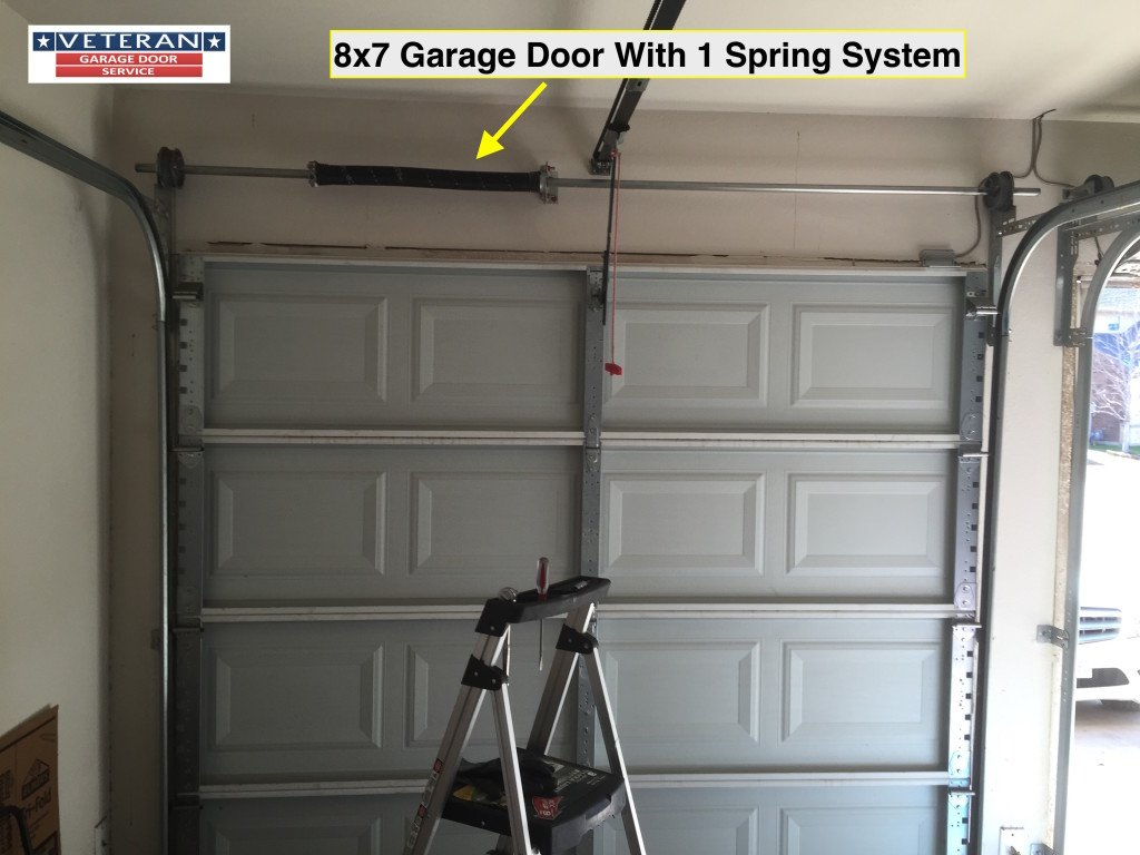 Garage door torsion springs and parts online - 8x7 Garage Door Dallas Tx