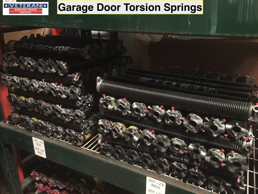 How Can I Measure The Size Of My Garage Torsion Springs