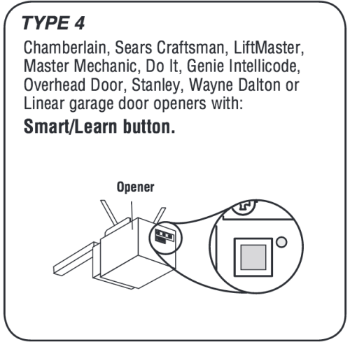 Programming liftmaster 387lm universal wireless keypad How to select a garage door opener