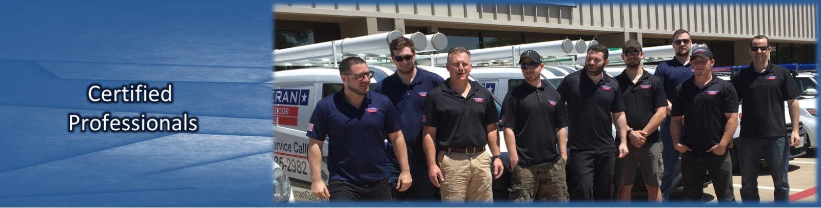 Veteran Garage Door Team