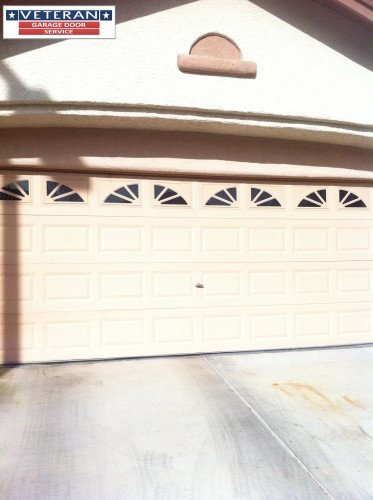 Garage door repair Coppell TX