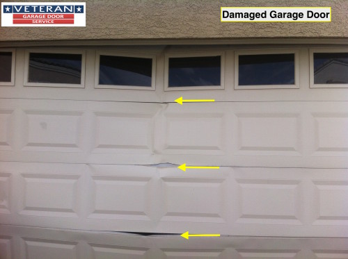 Is It Ok To Use Your Garage Door When You Have A Broken Spring