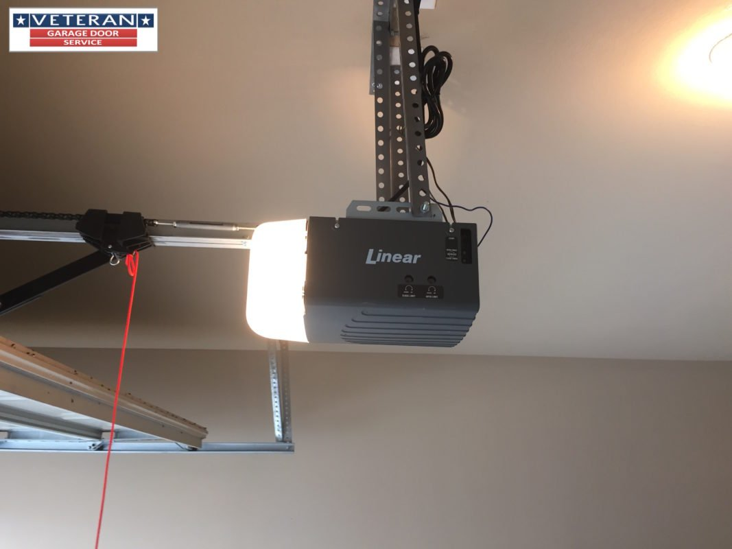 Programming Linear Garage Door Opener Limit And Force