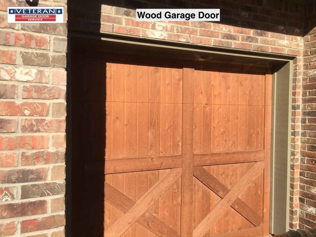 Wood Garage Door Dallas Tx