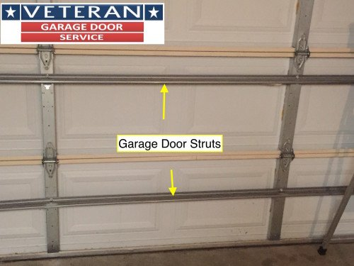 96 Garage Door Struts Should I Install A Strut Or