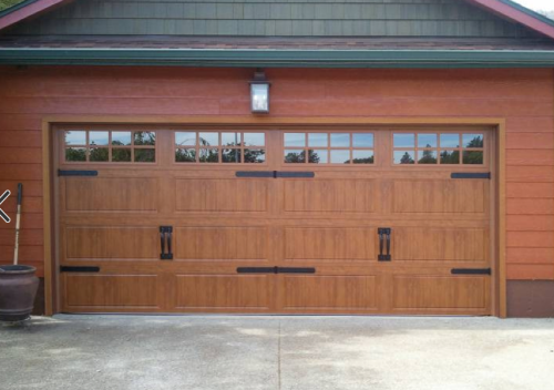 Galley-carriage-garage-door