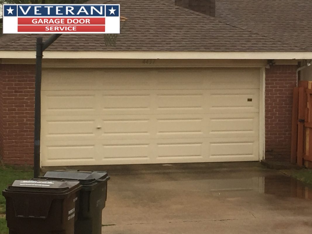 Can i finance a new garage door for New garage