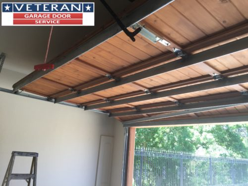 What Kind Of Bolts Should Be Used On A Wooden Garage Door