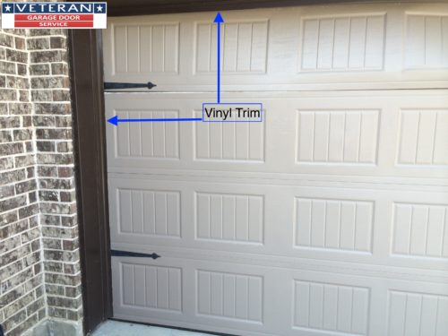 Elegant Installing Or Replacing Weather Seal On The Bottom Panel Of Your Garage Door  Or Around The Top And Sides