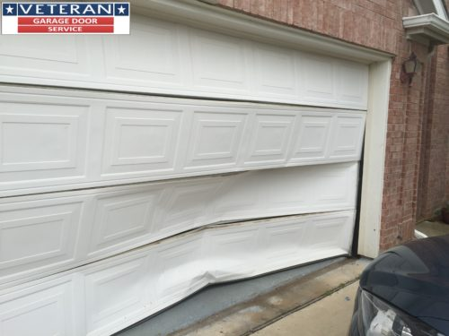 If you are adding a strut it is important to check the garage door balance. Adding a strut to a garage door is adding weight to a garage door ... & Should I install a strut or replace my garage door section ?