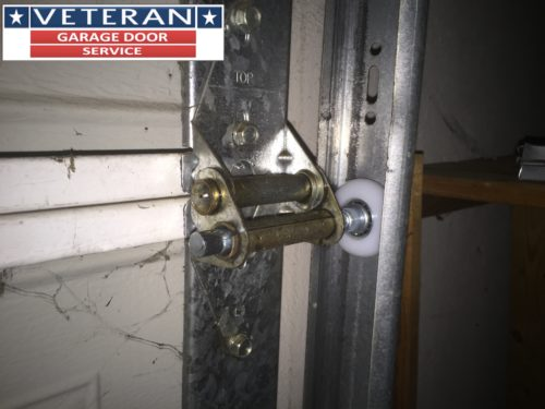 ... Rollers Should Be Replaced After About Two Years As They Have No Ball  Bearings And Tend To Wear Out Rapidly And Can Tend To Cause The Garage Door  To ...