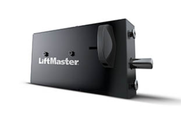 Liftmaster 8550w Garage Door Opener Now Has Integrated