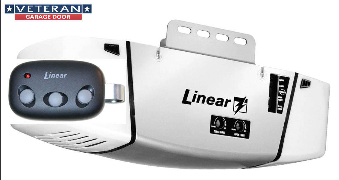 Linear Spott Allows Wifi Connectivity With Garage Door Opener