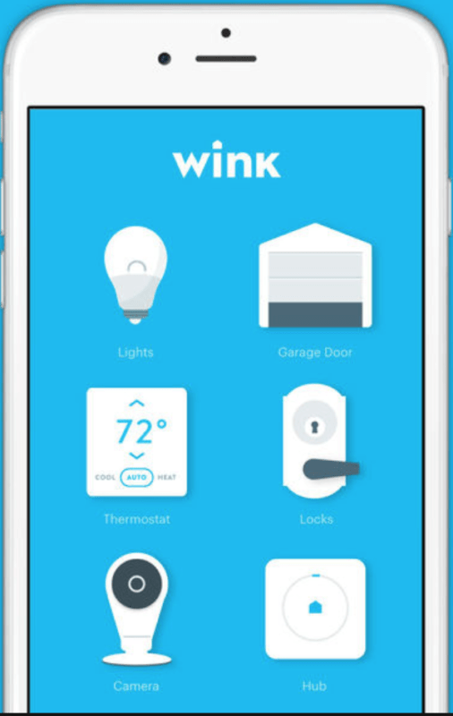 wink home automation system important information. Black Bedroom Furniture Sets. Home Design Ideas