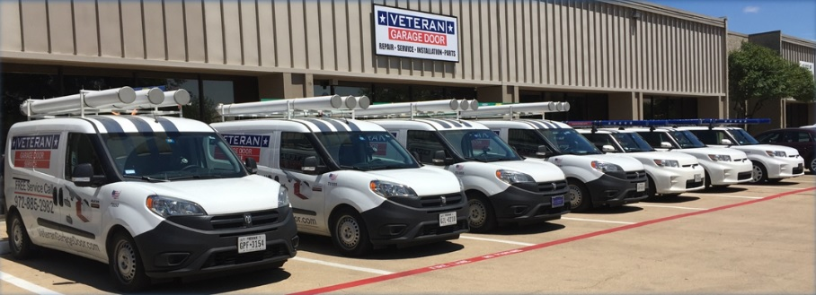 garage door repair car fleet - fort worth