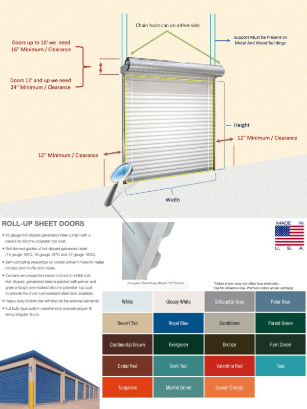 Roll Up Garage Doors Prices By Veteran Garage Door