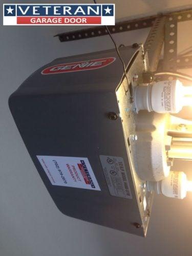 What Type Of Light Bulbs Should I Use In My Garage Door