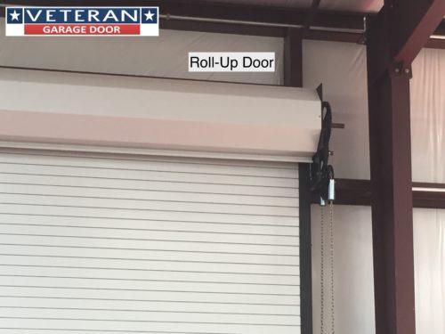 Can I Convert My Overhead Garage Doorto A Roll Up Door