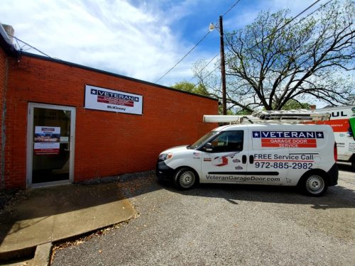 Veteran Garage Door Repair McKinney TX