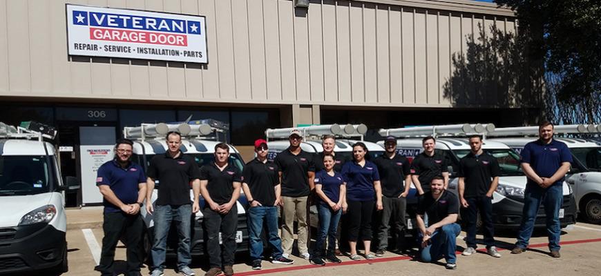 Veteran Garage Door Repair Farmers Branch TX