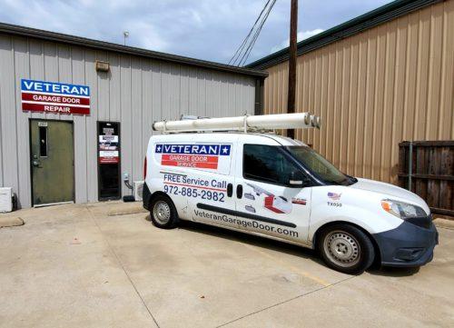 Garage Door Repair Company in Frisco Texas