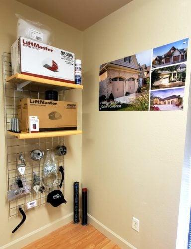 best garage door company in Frisco TX
